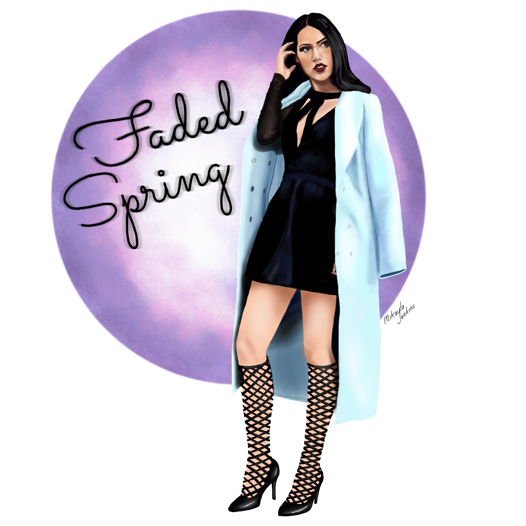Sublime Cravings-Blogger Portrait-Faded Spring