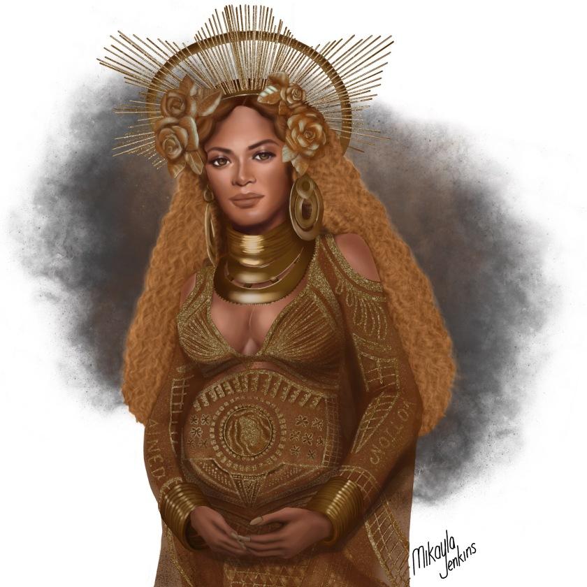 Grammys 2017 Beyoncé - Sublime Cravings